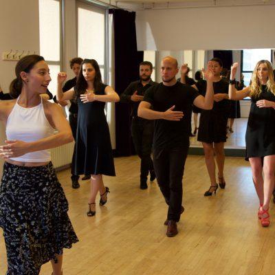 beginner Tango classes NYC