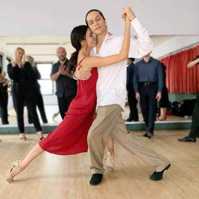nyc tango