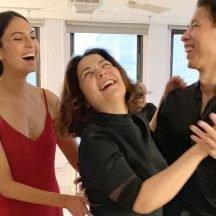 Tango private lessons classes